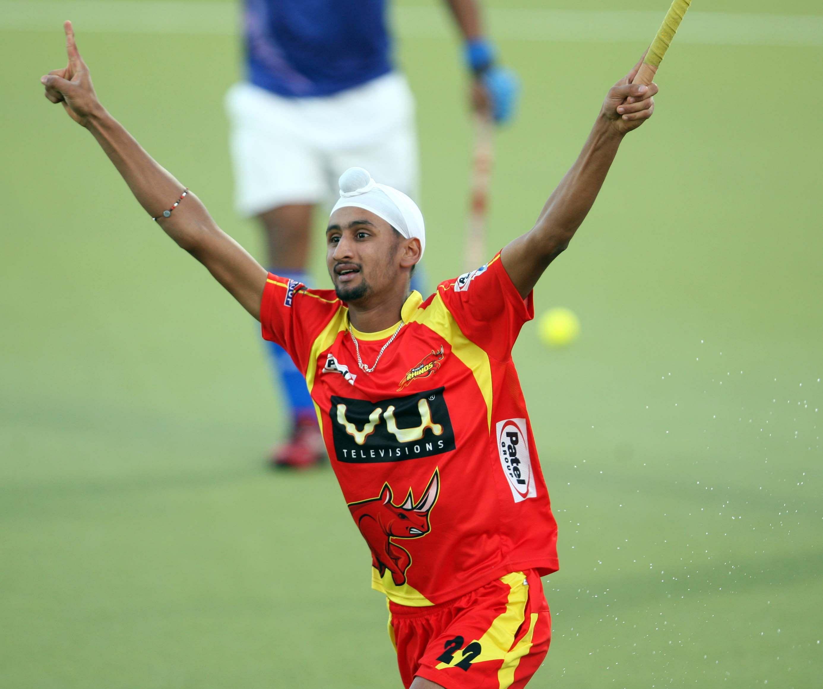 Mandeep Singh (hockey)