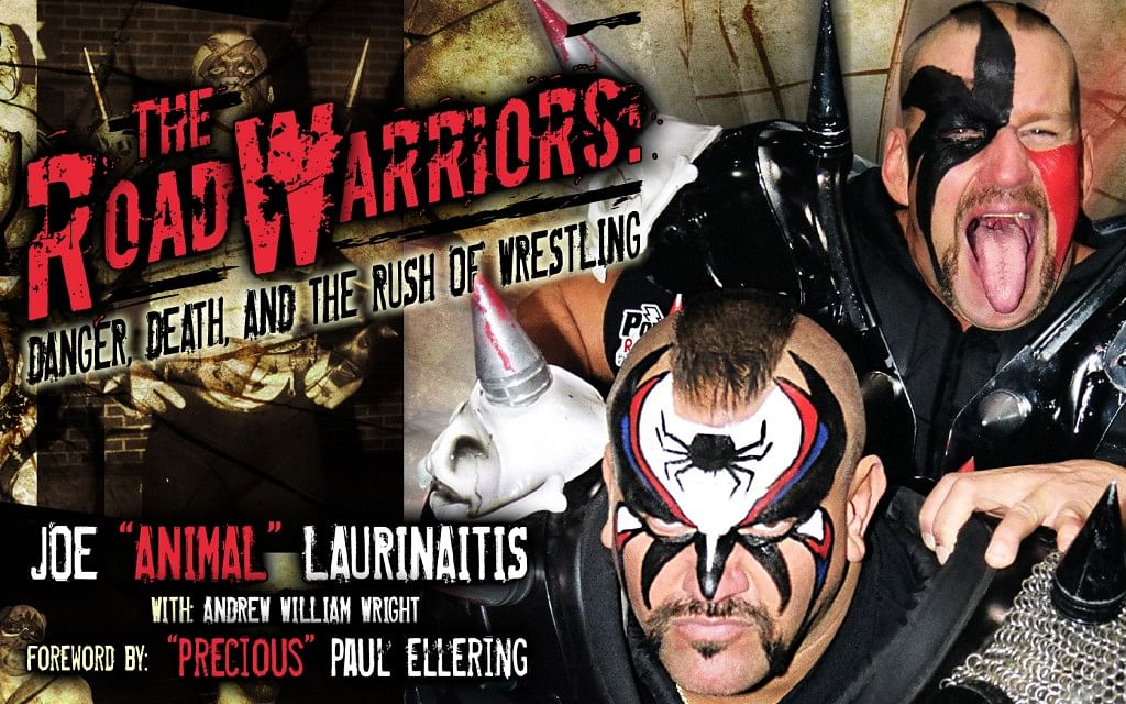 Book Review: The Road Warriors: Danger, Death, and the Rush of Wrestling