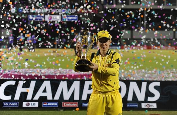 ICC Women's World Cup Team of the Tournament announced, no Indian cricketer in the team