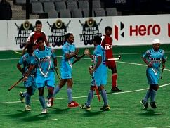 India crush Bangladesh 5-1, reach Hockey World League semifinals