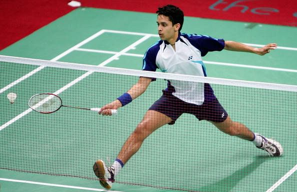 Shuttler Prannoy upsets Kashyap in German Open