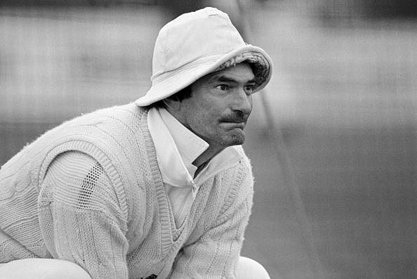 Greatest wicket-keepers of all time: Alan Knott
