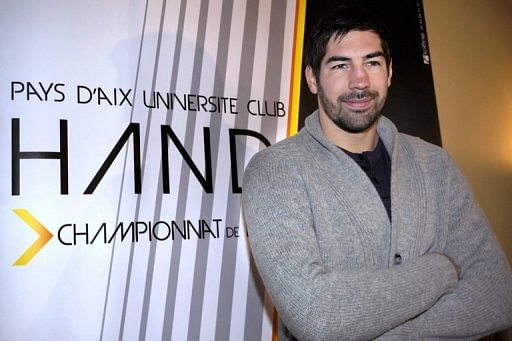 Karabatic slapped with maximum suspension