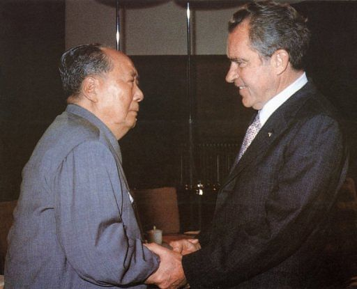 an analysis of the historic trip to china bu the american president nixon on february 1972 Nixon & mao by margaret macmillan available in hardcover on powellscom, also read synopsis and reviews with the publication of her landmark bestseller paris 1919.