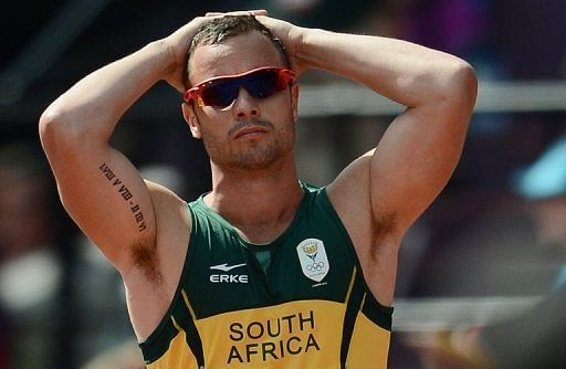 Pistorius arrested after killing girlfriend: report