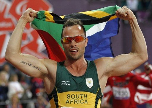 Pistorius dope-tested twice at Paralympics