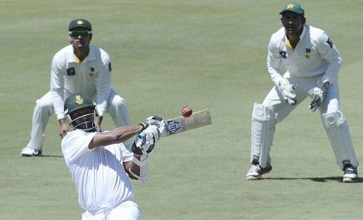 India-South Africa Test going down to the wire (Tea report)