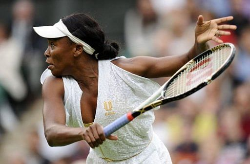 Ekaterina Makarova vs Venus Williams, Australian Open WTA - 13 Jan 2014