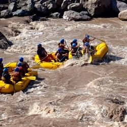 Global rafting championship in Jammu and Kashmir