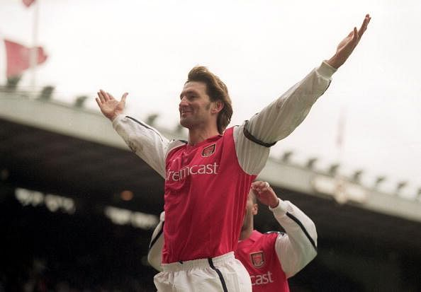 The 10 Most Influential Captains of the modern era: Tony Adams