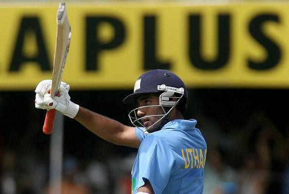 Image result for robin uthappa debut