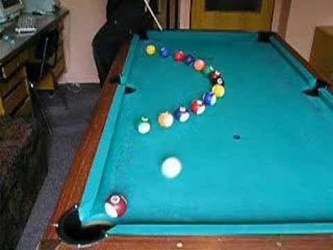Video: Best Pool trick shots ever!
