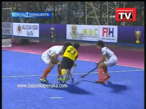 Video: India 2-2 Malaysia Sultan Azlan Shah Cup Highlights