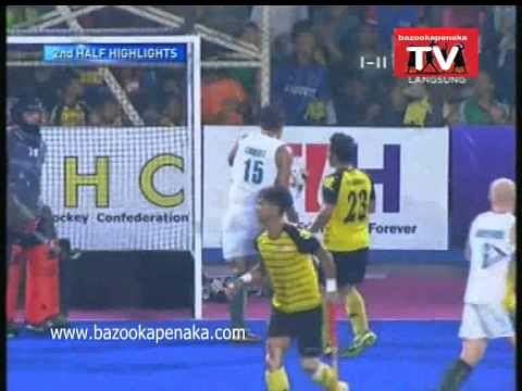 Video: Australia 3-2 Malaysia Sultan Azlan Shah Cup final highlights