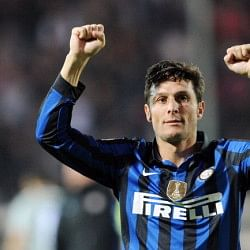 Legends of Club Football: Javier Zanetti