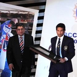 Sachin different from others: N Srinivasan
