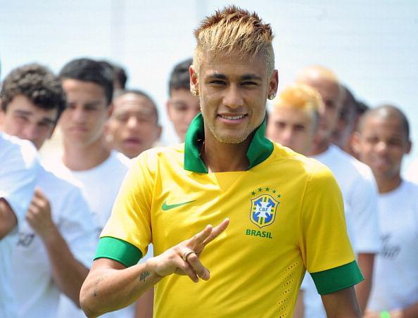 Neymar's father reveals his son's future club  Neymar's fa...