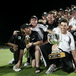 Cricket's Closest Contests: New Zealand vs Australia, Hamilton, 2007