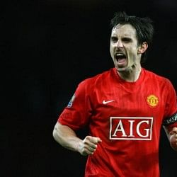 Legends of Club Football: Gary Neville