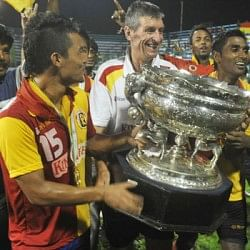 Fatigue could derail East Bengal's I-League title charge once again