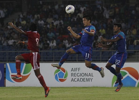 Legends blast AIFF for team's dismal performance
