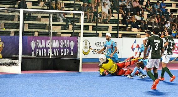 India beat arch-rival Pakistan 3-1 in Sultan Azlan Shah Cup