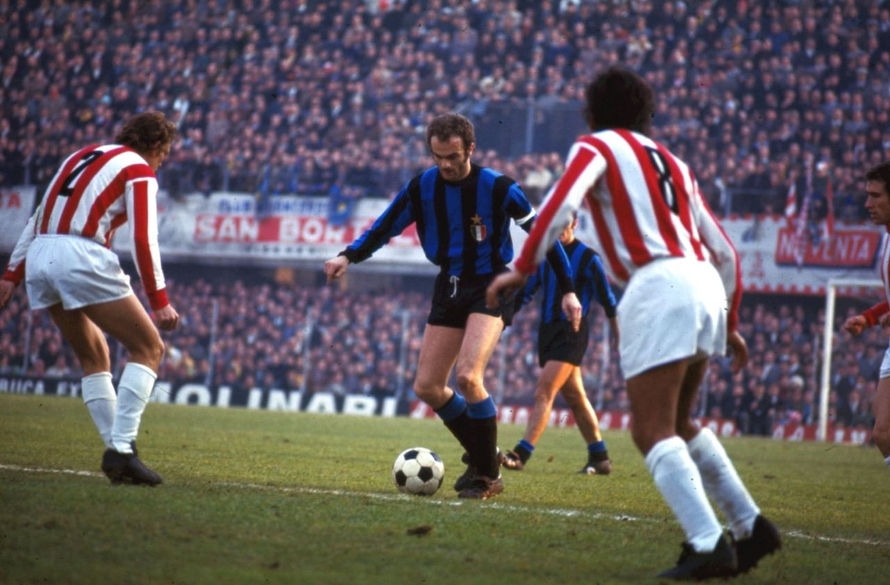 Legends of Club Football: Sandro Mazzola