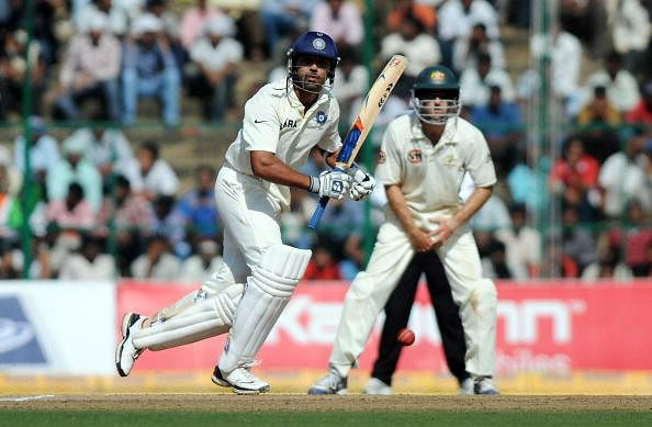India v Australia - Second Test: Day Three