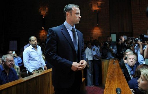 Pistorius in talks with assault accuser