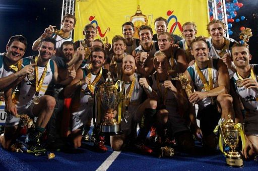 Sultan Azlan Shah: Australia beats host Malaysia to lift the Cup