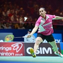 Saina Nehwal through to the quarterfinals of All England Badminton Championships