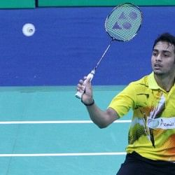 All England Badminton Championships, Day 2: Sourabh saves two match points, enters second round