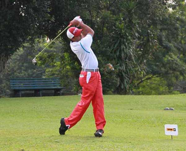Srilankan Bandara clinches 8th NCR Cup trophy