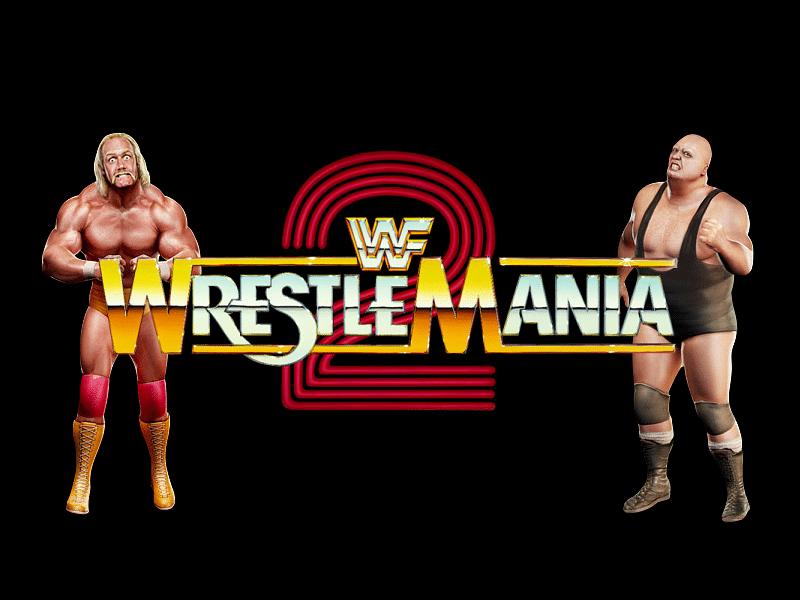 Kết quả hình ảnh cho WrestleMania 2 1986