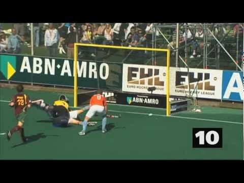 Video: Top 10 EHL goals by Teun de Nooijer