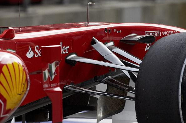 Understanding F1: Insight into FRIC suspension system