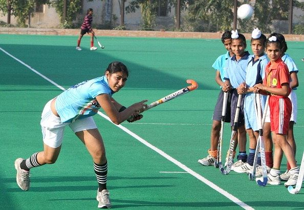Uttar Pradesh, Railways enter national hockey semis