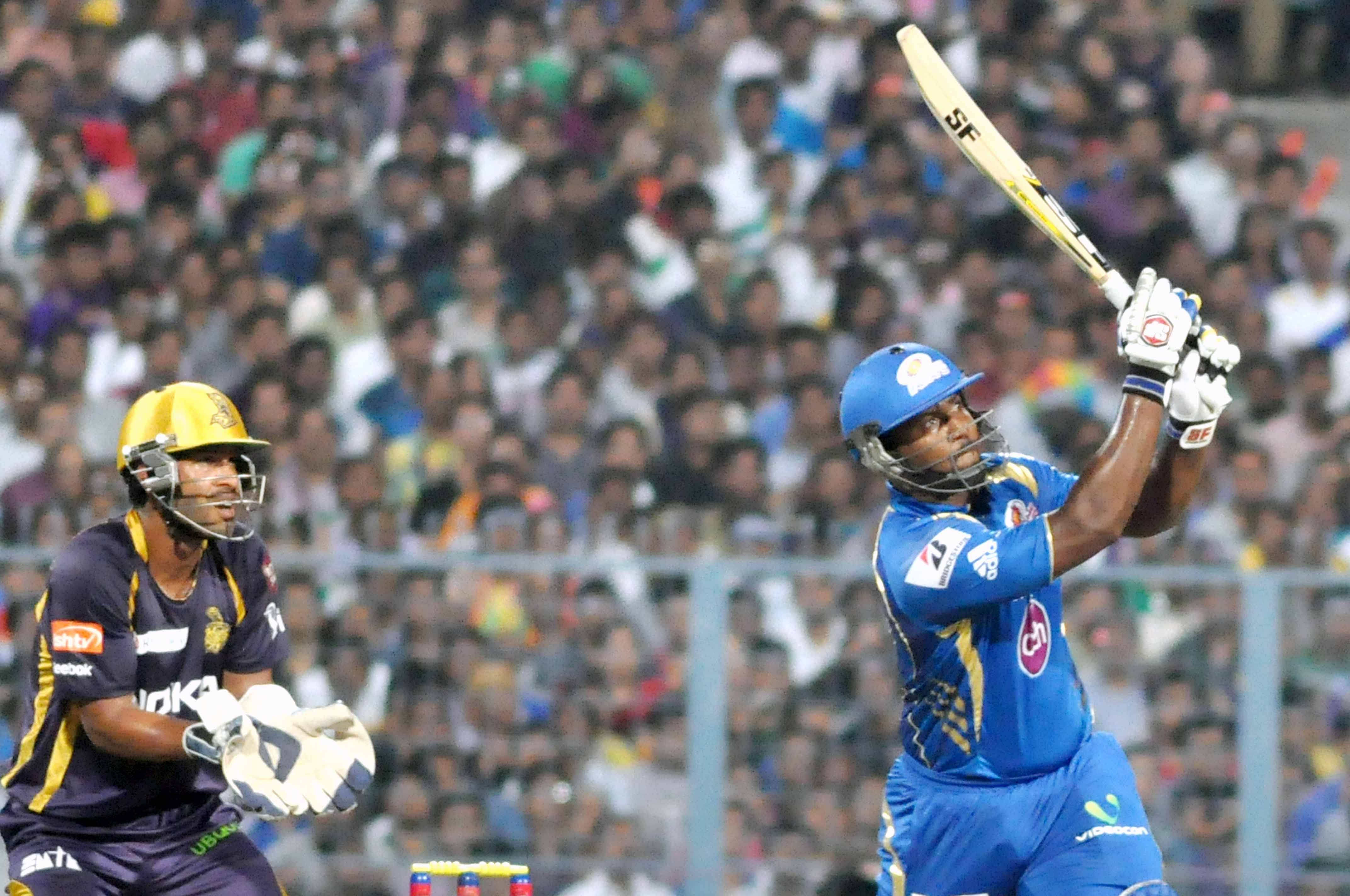 Bangalore hand Mumbai Indians their second loss