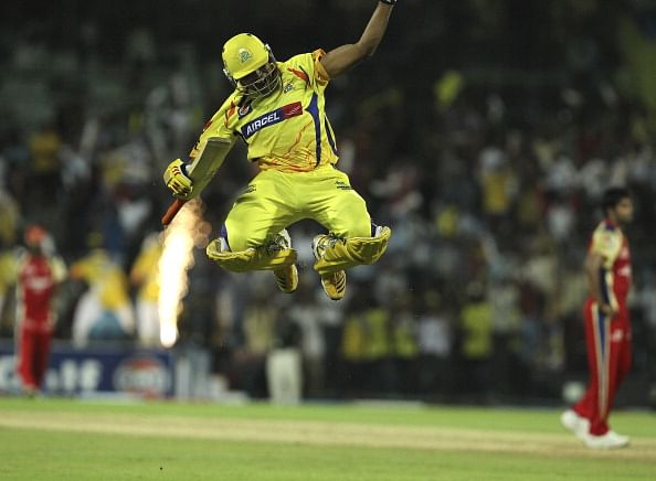 IPL 6: Match 16 - CSK vs RCB - A statistical preview