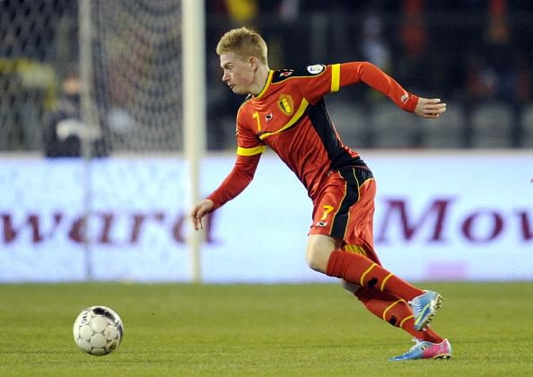 Kevin de Bruyne is hoping he can fill the void left by Mario Gotze at Borussia Dortmund.