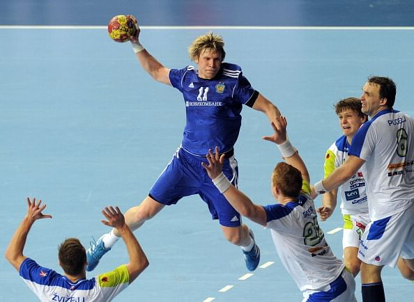 Gazprom to sponsor multi-nation handball league
