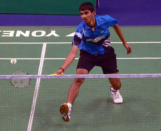 Shuttler Srikanth storms into Singapore Open semis