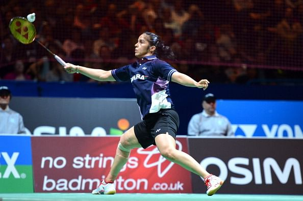 Saina seeded eighth at India Open