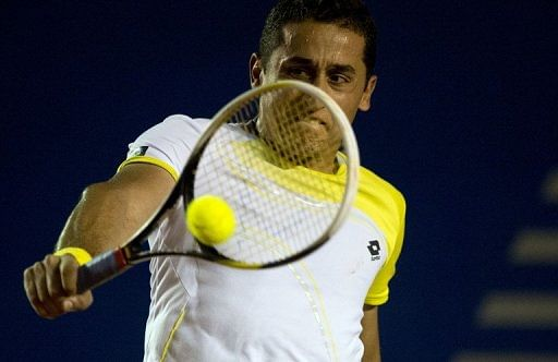 Nicolas Almagro, Fernando Verdasco to face off in Houston final