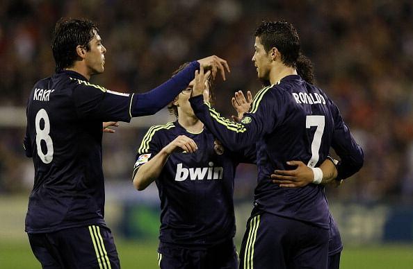 Real Zaragoza v Real Madrid CF - La Liga