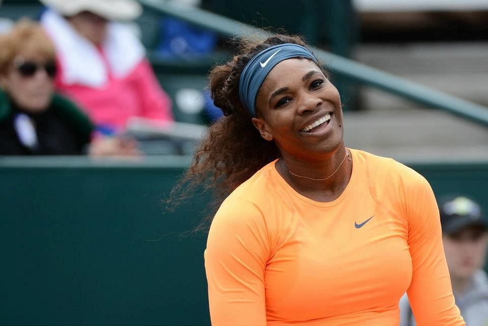 Serena, Jankovic announce their presence on clay in style