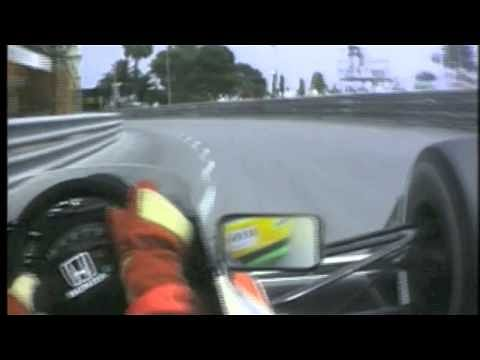 Video: Tribute to Ayrton Senna – Simply the Best