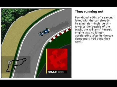 Video: Death of Ayrton Senna – How the crash happened