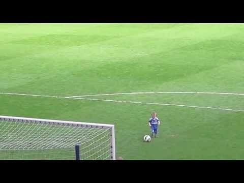 Video: Ross Turnbull's son's great run and goal