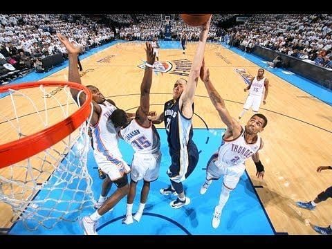 Video: Top 10 Dunks from Playoffs – Second Round
